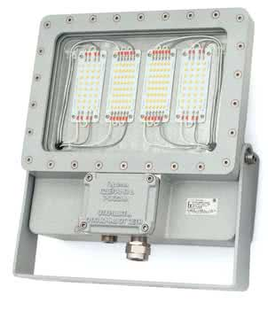 Взрывозащищенные светодиодные светильники серии СГУ01